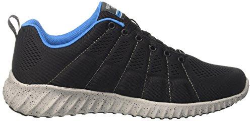 Noir Skechers Salita nero Blu Cestini sherrod Homme pq0wvOq