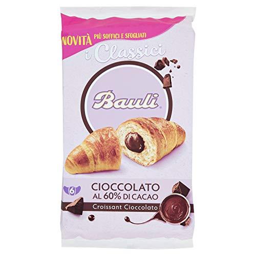 Bauli - croissant cioccolato - 6 pezzi - 300 gr
