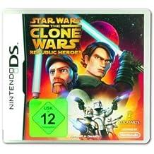 Star Wars The Clone Wars Republic Heroes Nintendo DS