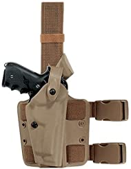 Safariland 6004SLS Tactical Holster, Negro, mano derecha, para Glock 6004–283–121