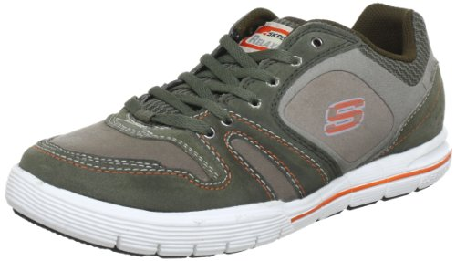 Skechers Arcade IIStreamline 51195 Herren Sneaker Grün (Olbr)