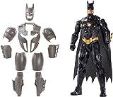 DC Batman Missions Figura de acción Batman superarmadura (Mattel FYY22)