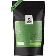 Coffee Circle - Premium Kaffee - Limu - Vollmundiger gemahlener Filterkaffee aus dem Hochland Äthiopiens - fairer & direkter Handel - 100% Arabica - frisch & schonend geröstet - 350g Kaffeepulver