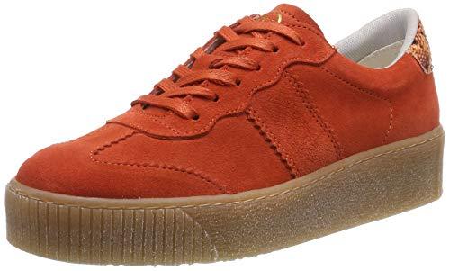 Tamaris Damen 1-1-23765-32 686 Sneaker, Orange (Fire 686), 38 EU