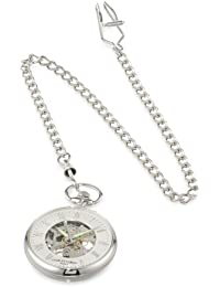 Charles-Hubert 2C Paris Charles-Hubert, Paris Open Face Mechanical Pocket Watch