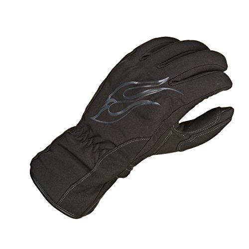 Ein Krieg Maschine Kostüm - Lookwell Nancy Motorrad Handschuhe für Frauen,
