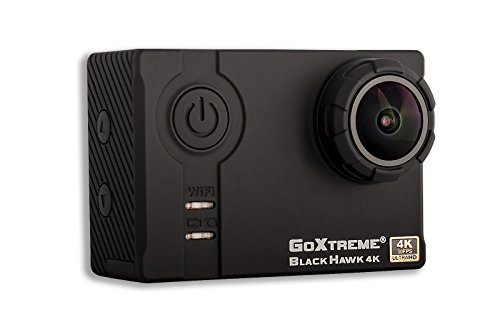 GoXtreme Black Hawk 4K Actionkamera - 4