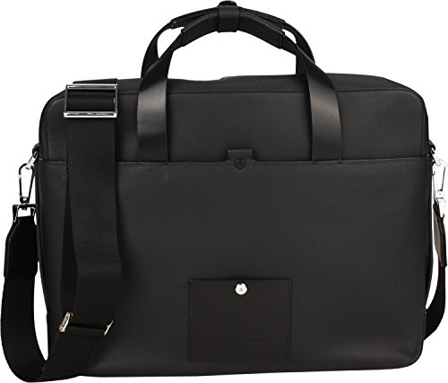 Porsche layout Voyager Laptoptasche LaptopBag 900 black DE