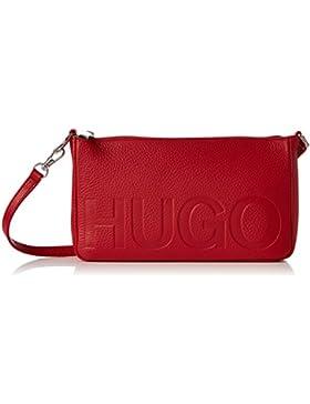 HUGO Damen Mayfair Mini Bag Umhängetasche, 4.5x13x23 cm
