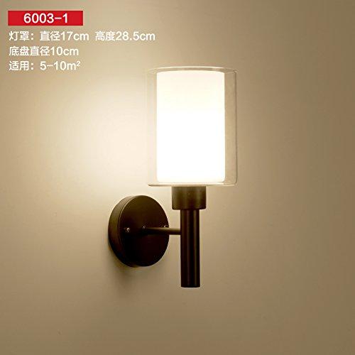Lampada da parete a luce del monitor al posto letto camera da letto minimalista moderno (Corsia Crema)