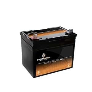 12V 35AH Battery for Jacobsen / Homelite / Hustler 53200 Lawnmower