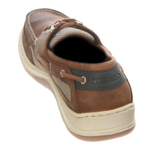 Sebago CLOVEHITCH, Chaussures de voile homme brown