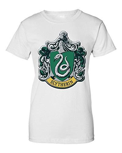 Harry Potter Slytherin Logo Damen T-Shirt Small