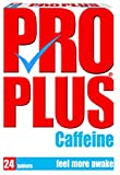 Pro-Plus 24s, with Caffeine, Pack of 8