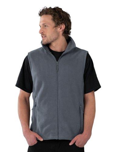 Fleece-Weste, Farbe:Convoy Grey;Größe:XL XL,Convoy Grey