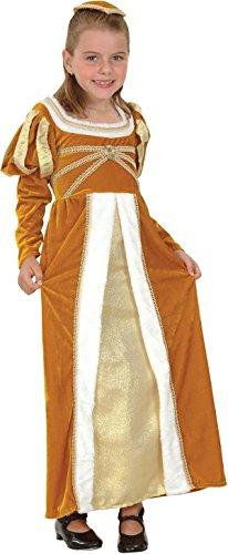 Kids Fancy Club Partito mondiale giorno della settimana Girls Regal Josephine Outfit UK Multi L