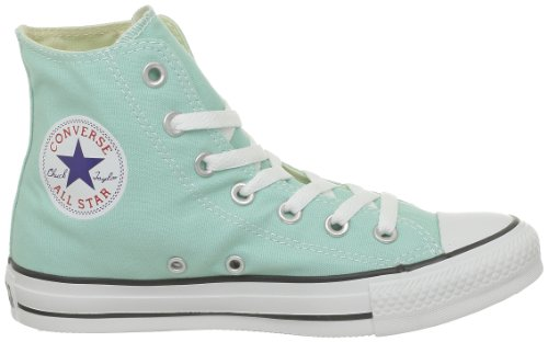 Converse Ctas Season Hi 136561C Damen Sneaker Grün (Vert d'Eau)