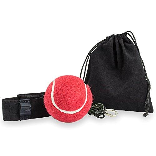 LionFit Trainingsball (Rot)