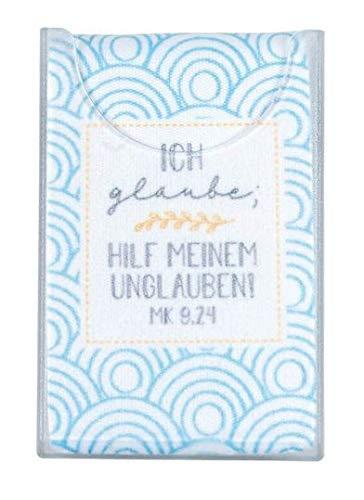 Christliche Geschenkideen Pocket Cleaner Mk 9,24