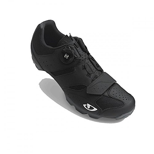 Giro Damen Cylinder MTB Radsportschuhe-Mountainbike, Schwarz (Black 000), 41 EU