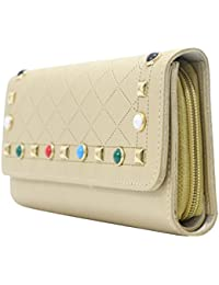 POSCYN Women Casual PU Leather Handbag For Regular Use - B07DH634JY