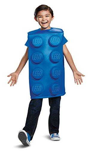 Jakks Pacific 66168L-15L Lego Blue Brick Kostüm, -