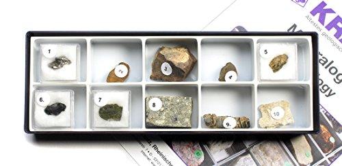 Meteoriten - Sammlung mit Begleitheft