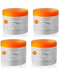 Byphasse Hair Pro Masque Capillaire Nutritiv Riche Cheveux Secs - Lot de 4