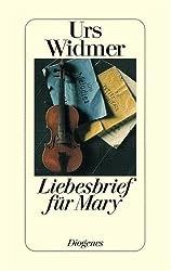 Liebesbrief fur Mary: Erzahlung