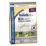 Bosch Dog Mini Adult Lamm & Reis 2x15 | Trockenfutter