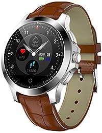 DAYLIN Reloj Inteligente Hombre Mujer Relojes Deportivos con Cámara Bluetooth Alarma Sports Smart Watch Women Men