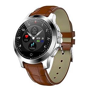 Chenang W8 Wasserdicht IP67 Smart Armband,Schrittzähler Uhr mit Herzfrequenz und Aktivitätsmessung,Sport Uhr mit Schrittzähler,Sportuhr mit Sport Loop,Smartwatch mit Schlaf Monitor