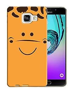 PrintFunny Designer Printed Case For SamsungA710F