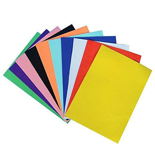 Onepine 10 Stücke 10 Farben 8,3x11,8 Zoll (21x30 -