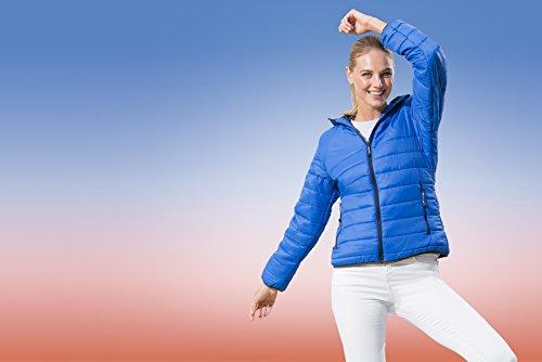 Regatta Damen Jacke Arcadia Warmloft Touch Women's Jacket, Blue (Oxford Blue), 12 (Manufacturer Size:12.0)