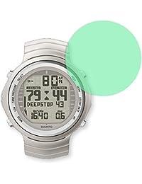 6x Golebo Crystal Displayfolie Displayschutz Schutz Folie für Suunto D4i Novo Fitness & Jogging