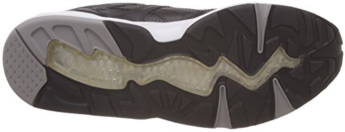 Puma R698, Baskets Basses Mixte Adulte Noir (Black/Black/Drizzle)