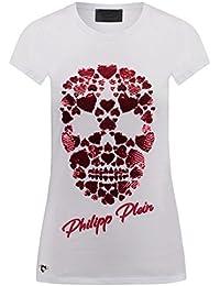 "Philipp Plein Damen T-Shirt ""Albany Love"""