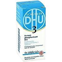 Biochemie Dhu 3 Ferrum phosphorus D 12 Tabletten 80 stk preisvergleich bei billige-tabletten.eu