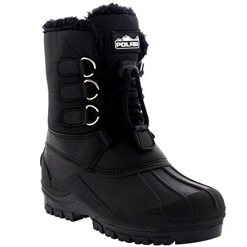 Se siete alla ricerca di scarponcini da neve che possano essere usati in  ogni occasione 69f4c5a1c5f
