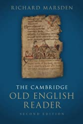 The Cambridge Old English Reader by Richard Marsden (2015-04-06)