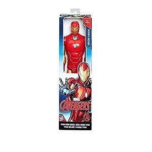 Avengers Marvel Figura Titan Iron Man (Hasbro C0756ES0) 5
