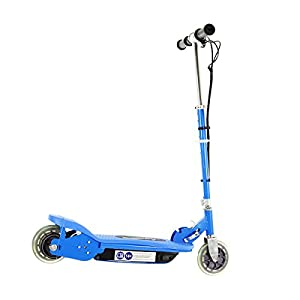 AirWave Electric Scooter - Blue, Ride on Electric Scooter, Rechargeable Battery