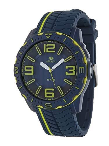 Reloj Marea Hombre B25152/3 Sumergible linterna