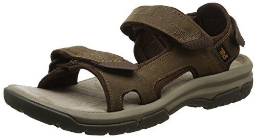 Teva Langdon Sandal Ms, Chaussures dAthlétisme Homme Marron (Dark Earth)