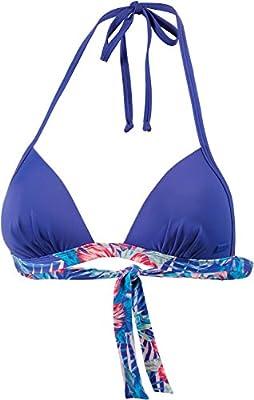Roxy mujer mezcla Adv MLD TR Bikini parte superior
