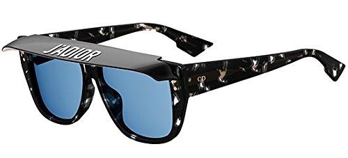 Dior Sonnenbrillen DIORCLUB2 SPOTTED BLACK PINK/BLUE Unisex