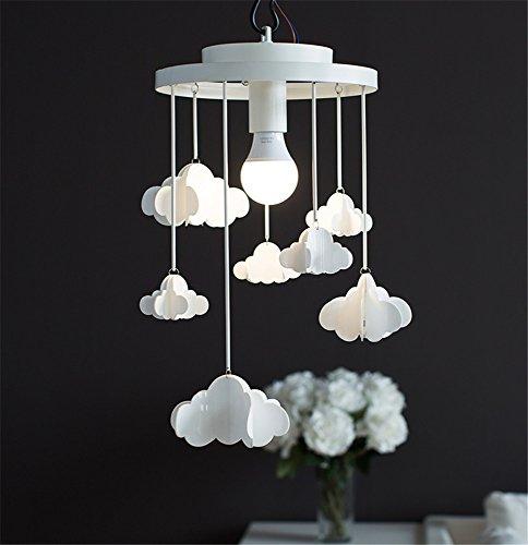 Weiße Wolken Schlafzimmer Licht Kinderzimmer