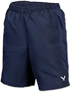 Victor Short de sport long Noir M