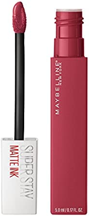 Maybelline New York Super Stay Matte Ink Liquid Lipstick, 80 Ruler, 5ml
